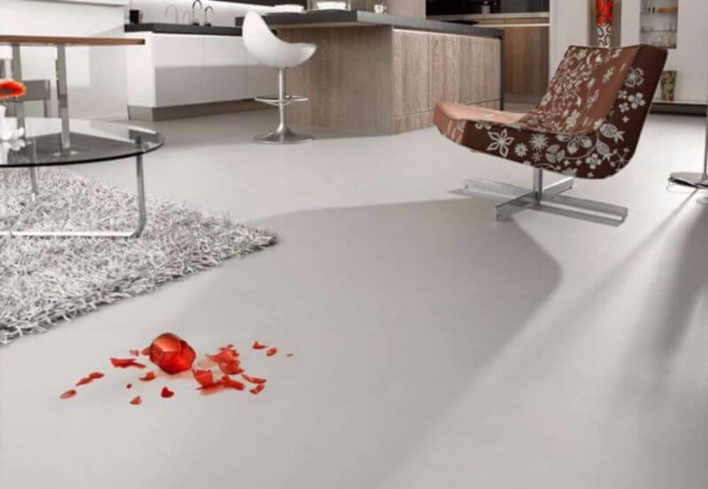 Arturo liata podlaha unicolor siva - dizajnovepodlahy.sk1a