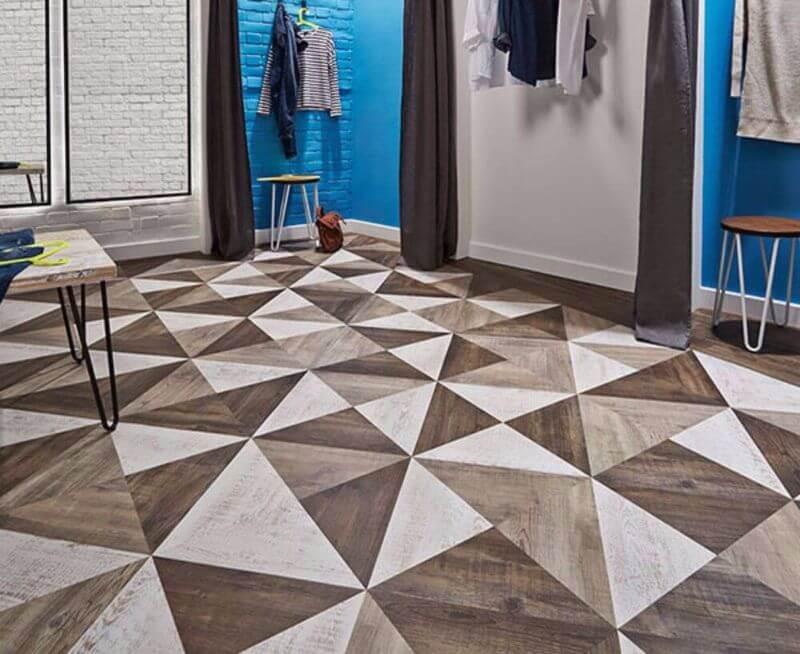 Vinylová podlaha Designflooring - Kaleidoscope dizajnovepodlahy.sk