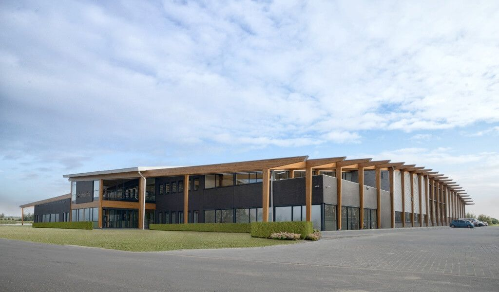 Najzelensia fabrika v Holandsku - Unipro Arturo