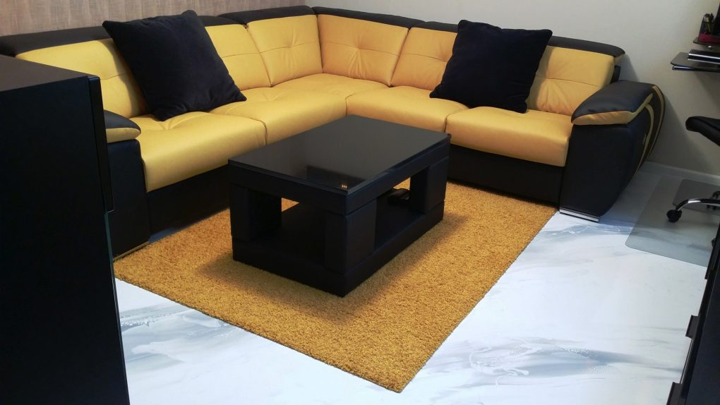 PUR, obývačka Žilina