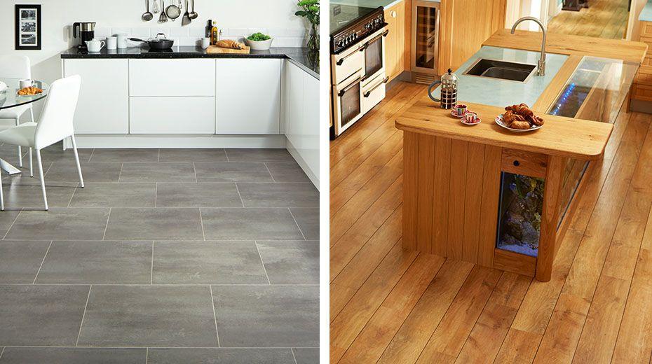 Vinylová podlaha je ideálne riešenie do kuchyne