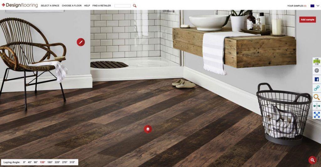 Floorstyle Floor Designer - zjednoduší výber dekoru vinylovej podlahy