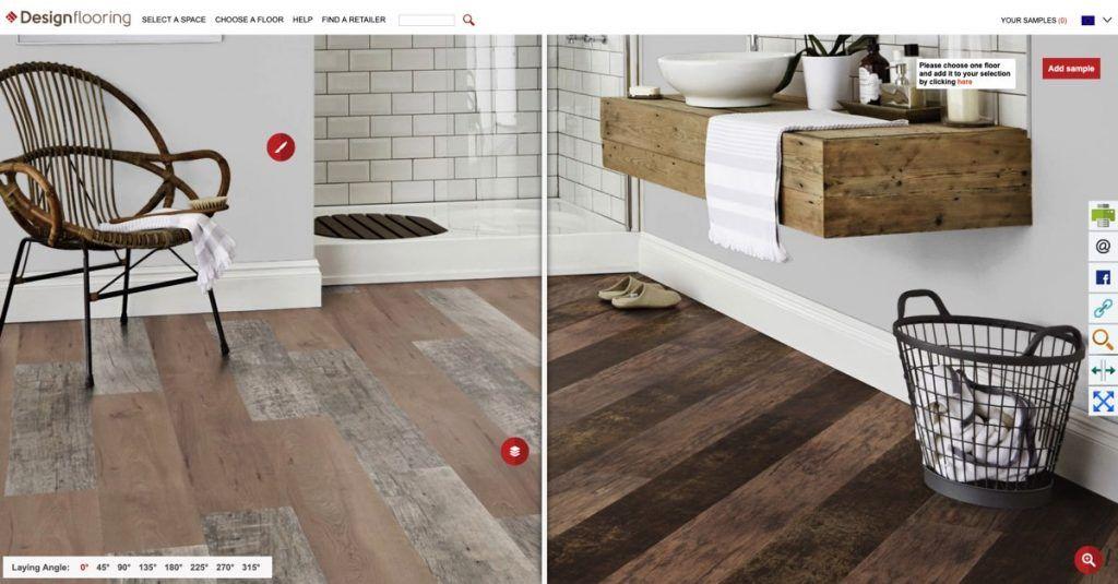 Floorstyle uľahčí výber dekoru vinylovej podlahy