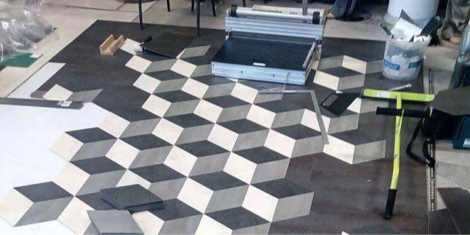 Domace pokladanie vinylovej podlahy